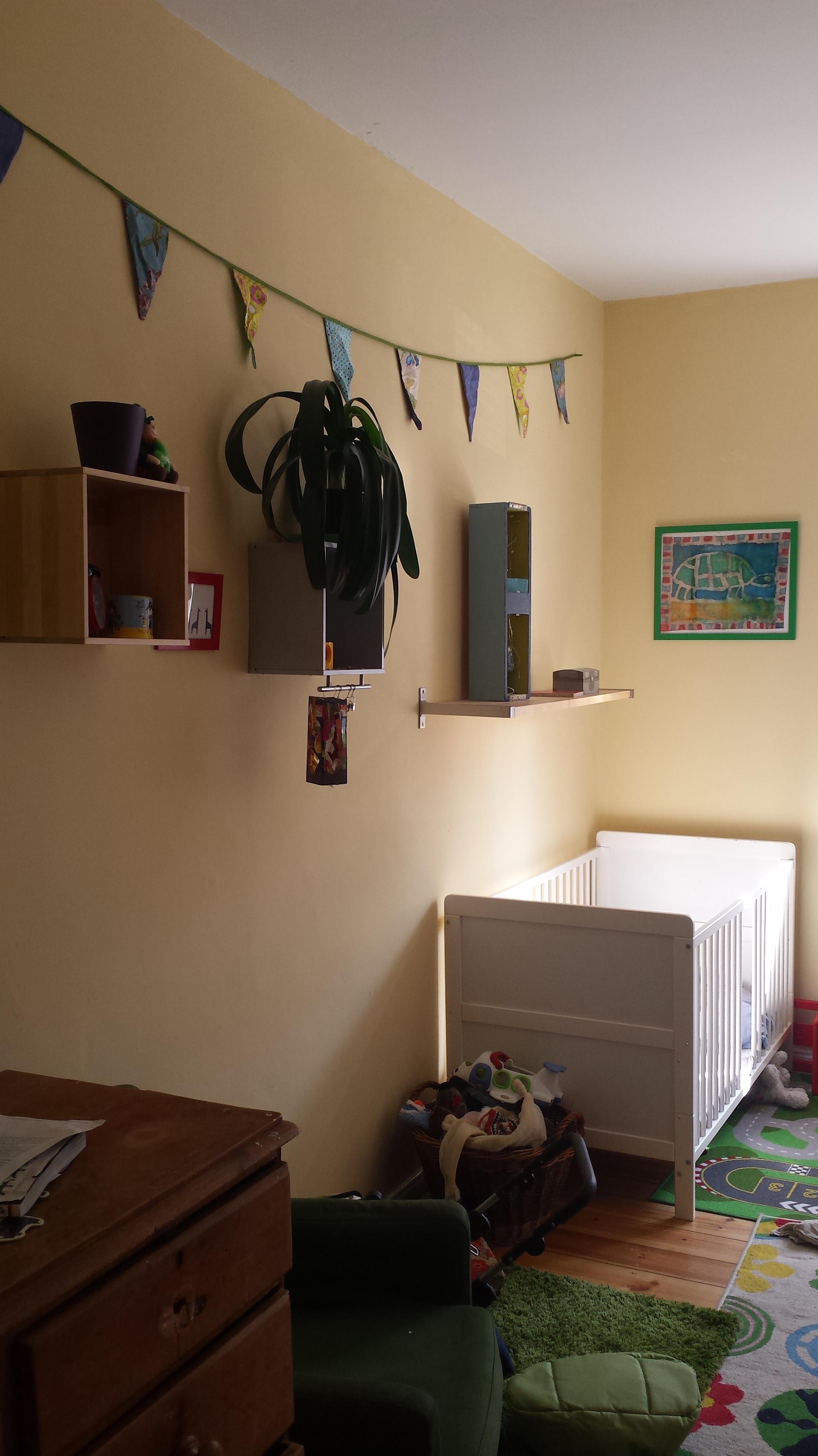 Comment achever un beau d coupage de peinture un coup de craie - Peinture epaisse plafond ...